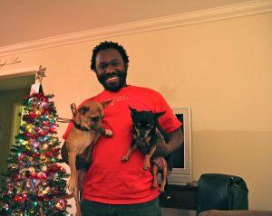 christmasderrickanddogs
